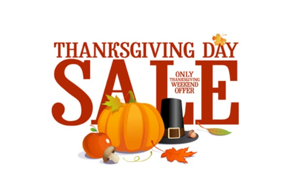 an example of a thanksgiving email sent out to elevate sales success